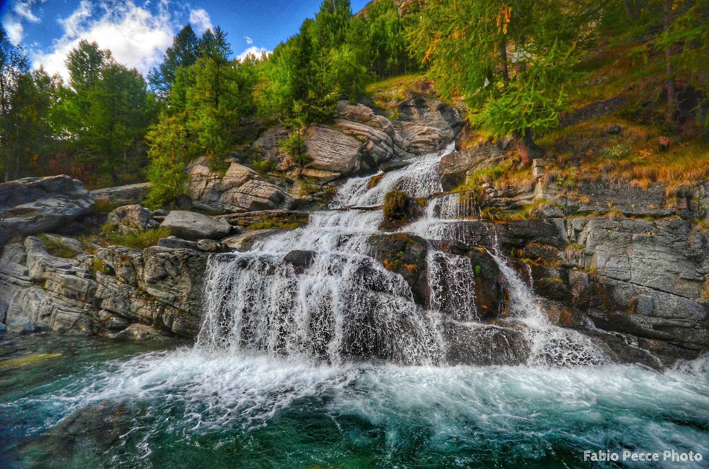 Lillaz waterfalls....