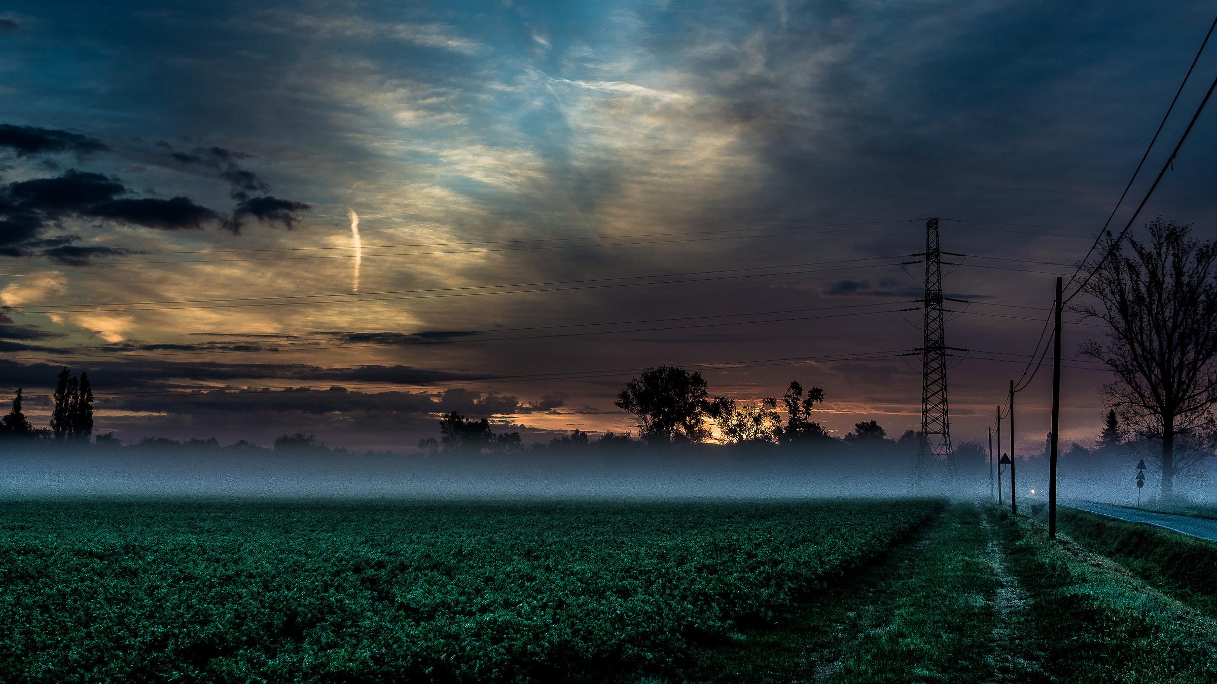 confini mobili della nebbia gainago (pr)...