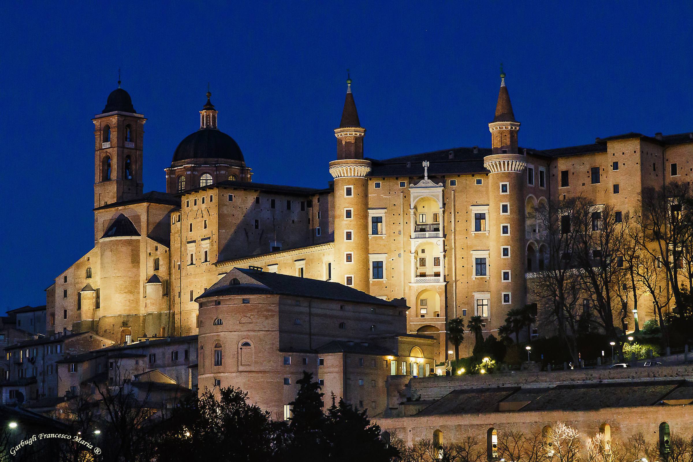 Night of Urbino - UNESCO World Heritage...