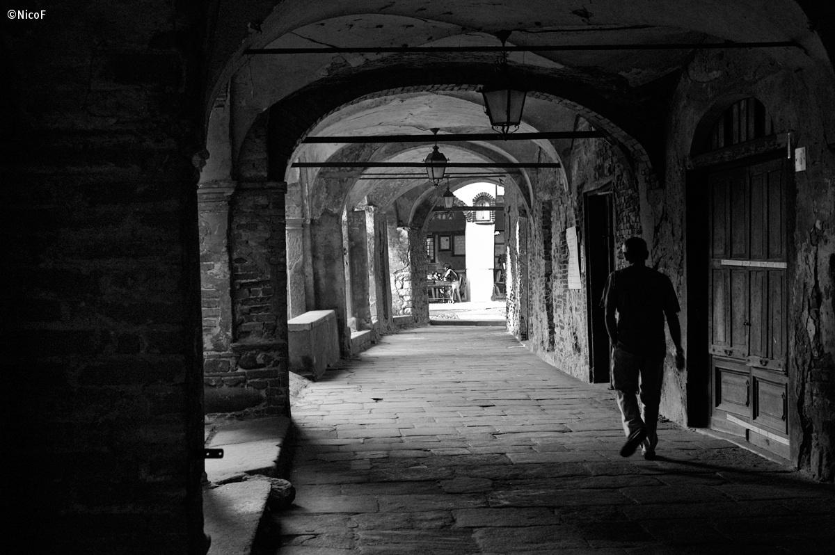 Piazzo di Biella-Portici...