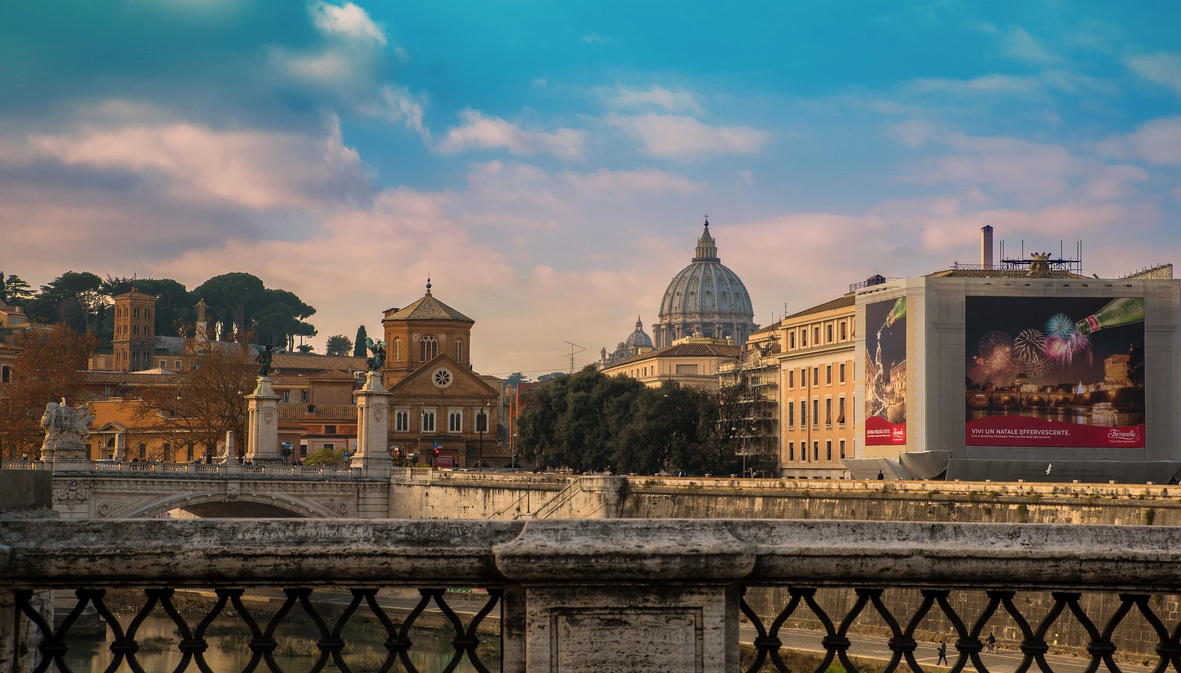 Eternal City...