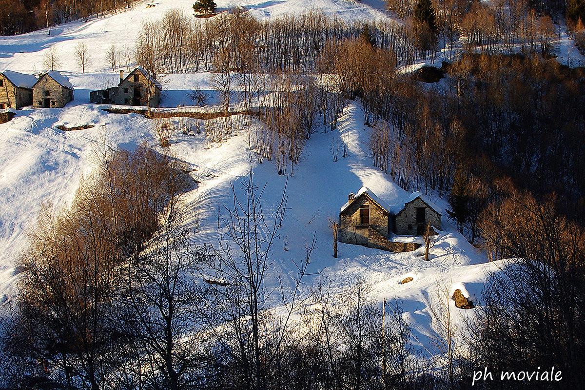 Paesaggio invernale 2...