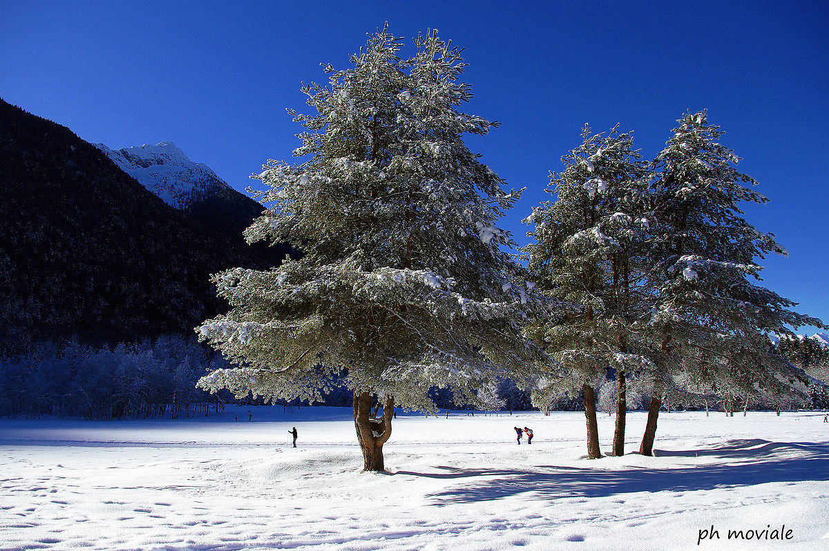 Paesaggio invernale 3...