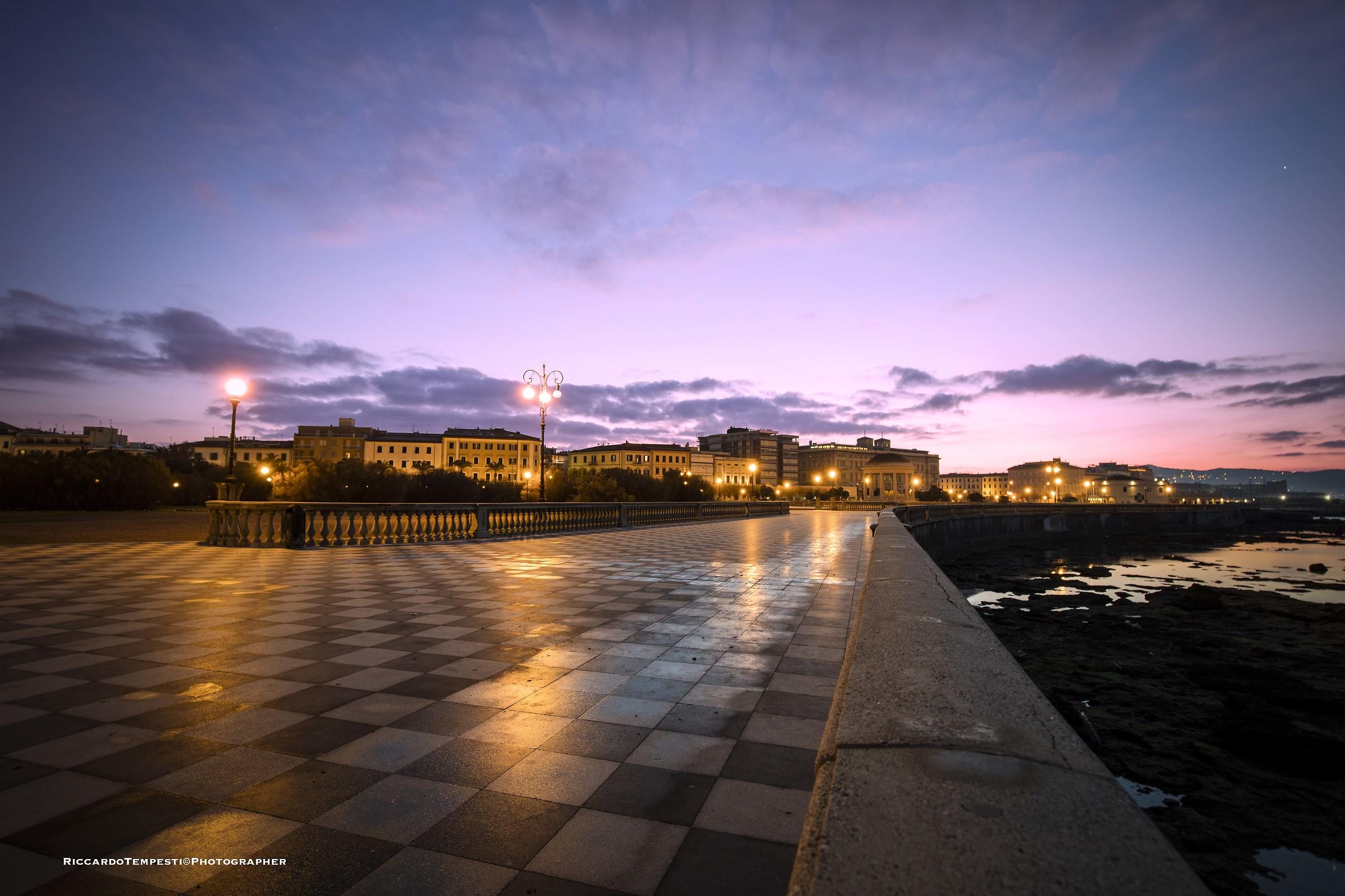 Terrace Mascagni...