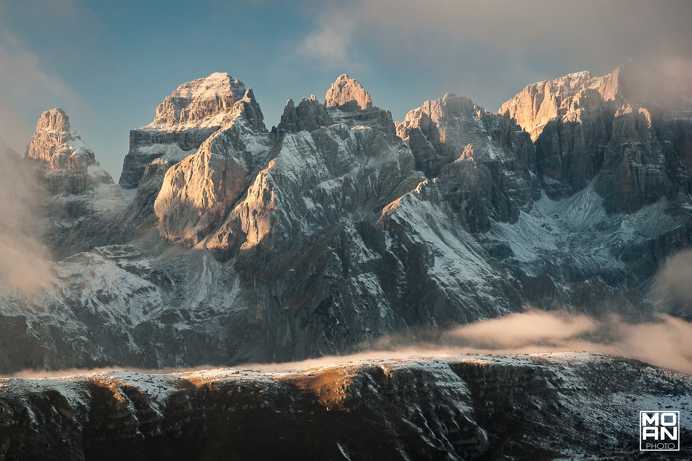 Brenta Dolomites...