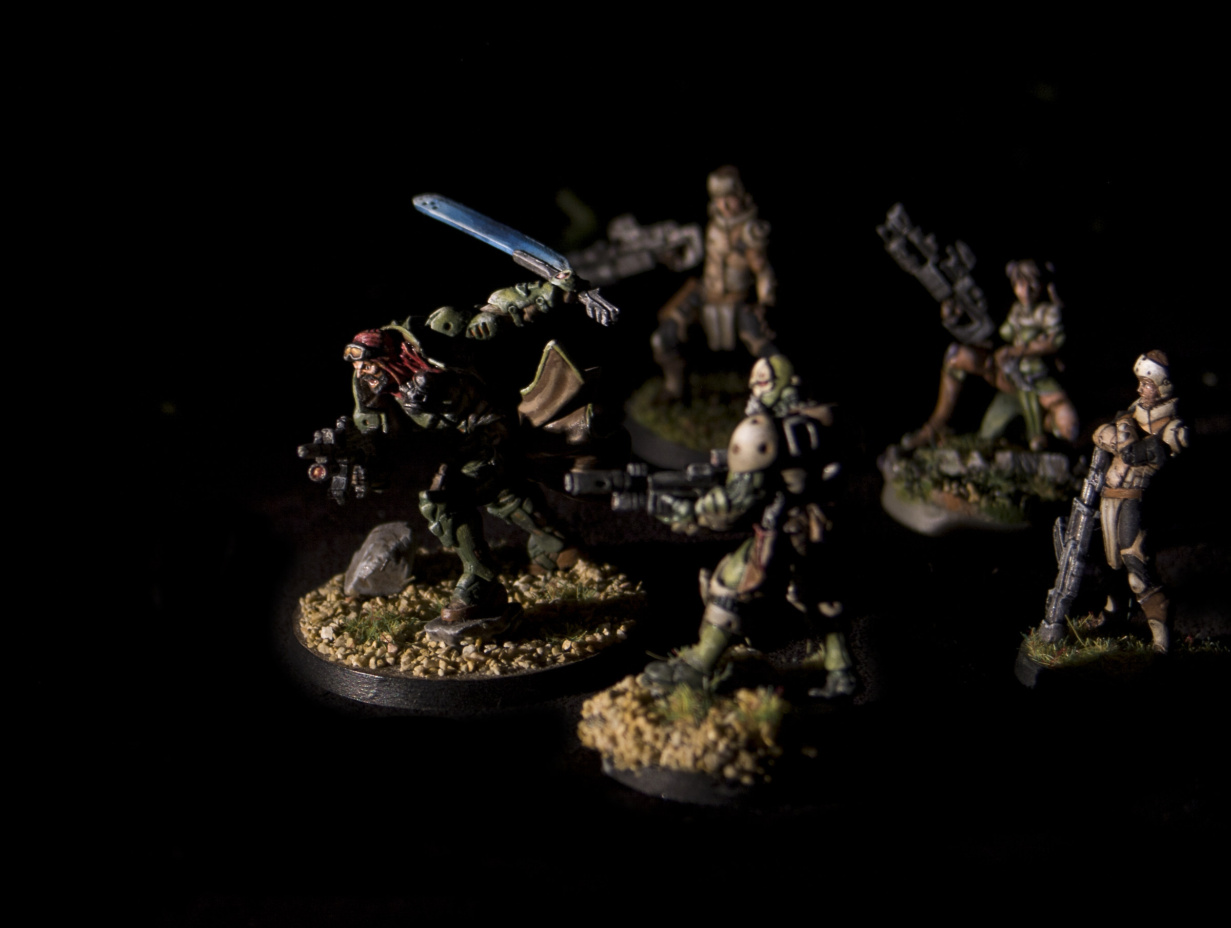 evidence of light-painting miniatures...