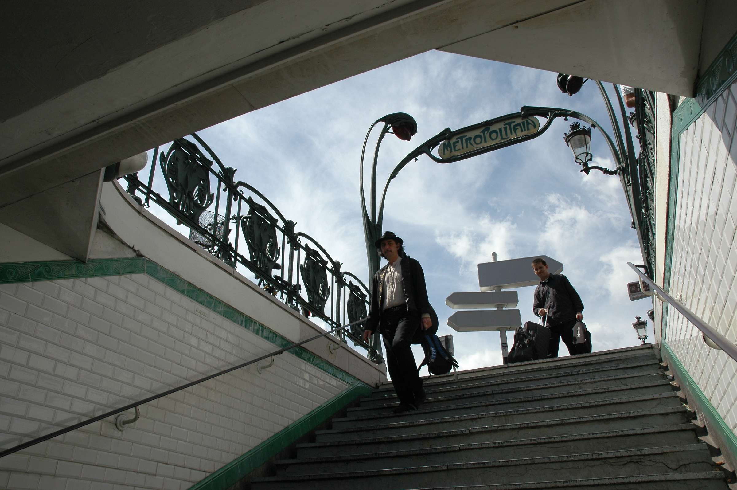 Paris Metro...