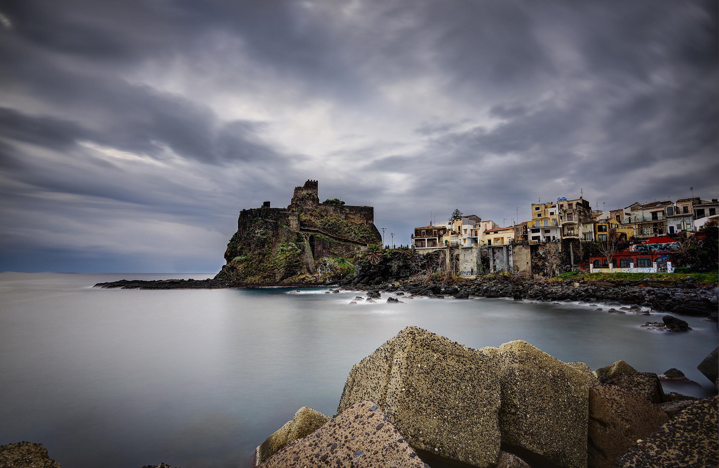 Il castello maledetto :-)...