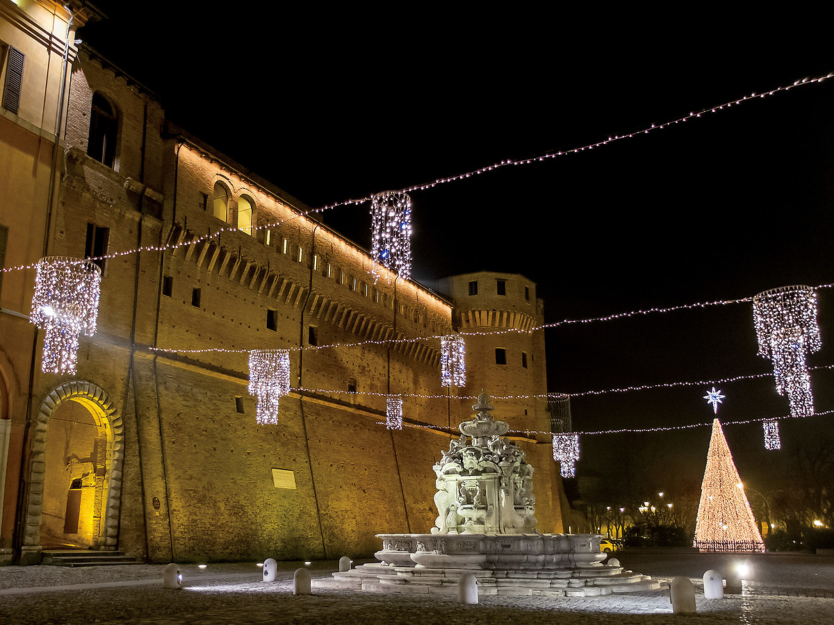 Christmas in Cesena...