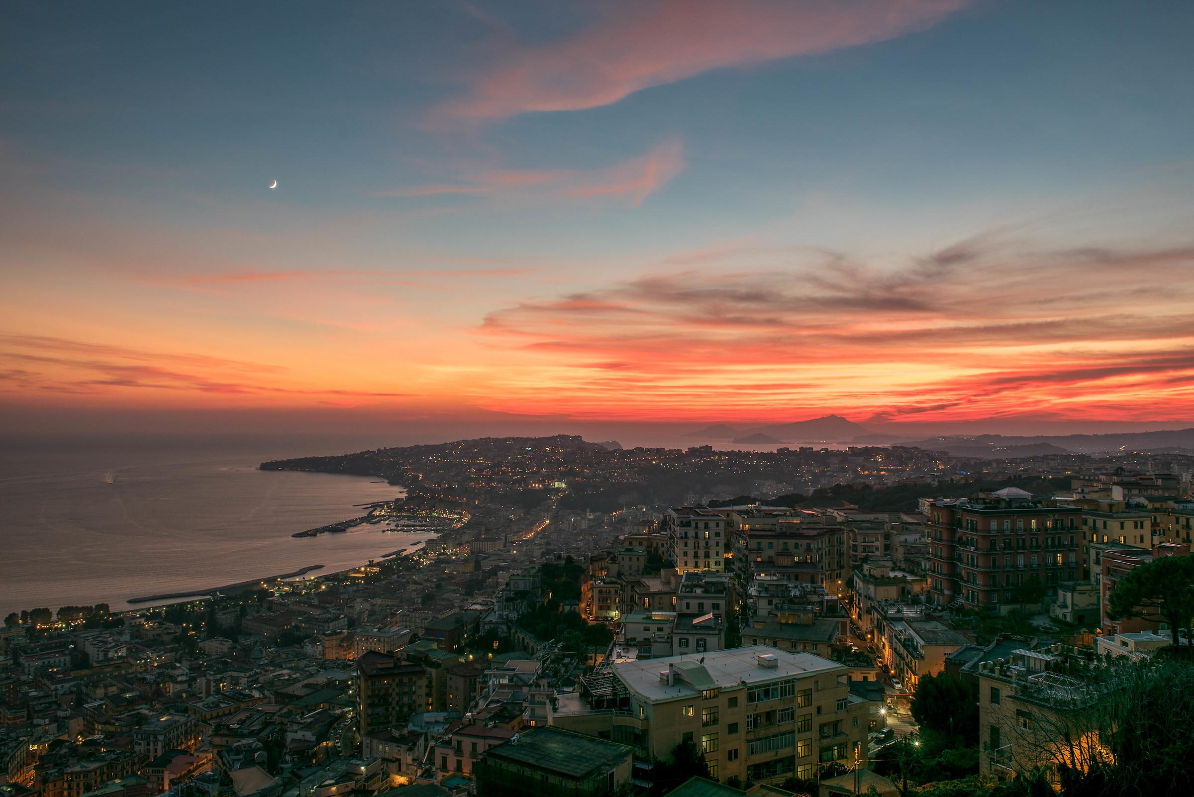 Posillipo, Naples...
