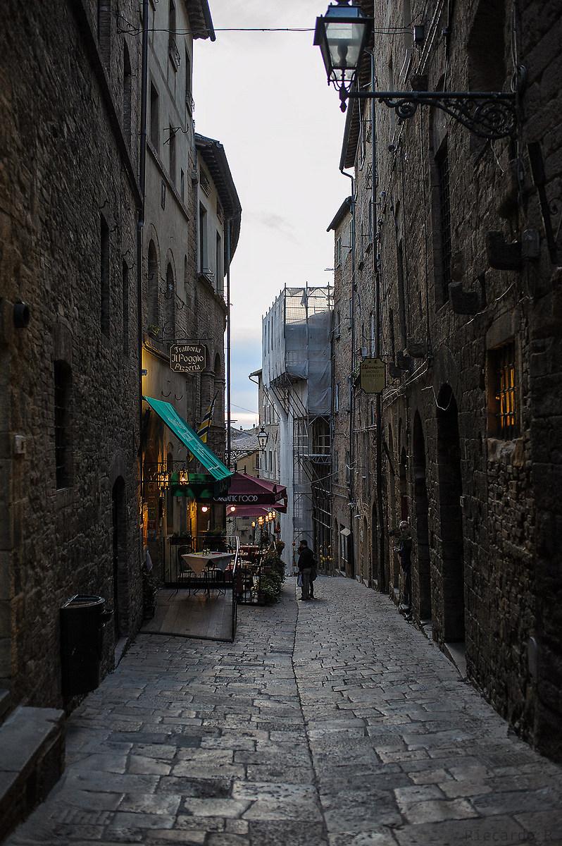 Volterra - Old Town...