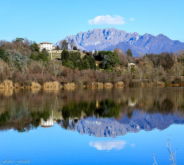 Foto scattate a lago di sartirana pagina 4 juzaphoto for Cabine spartiacque vista lago fontana