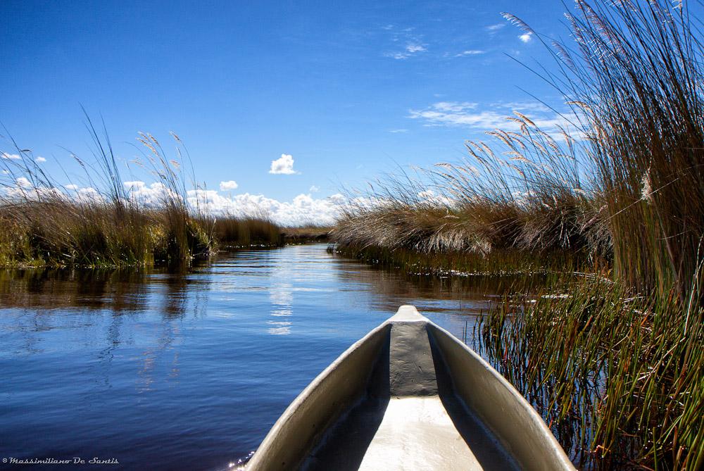 Okawango delta...