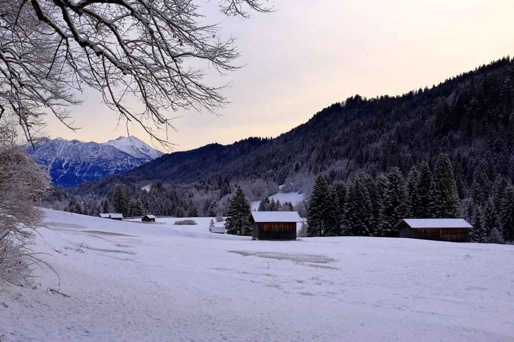 Garmisch...