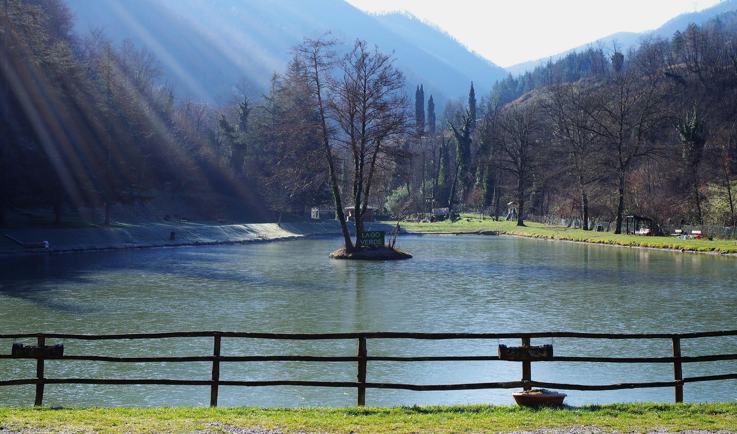 Lago Verde...