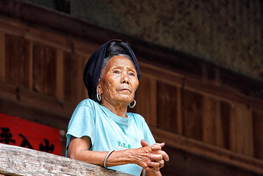 Yao woman...