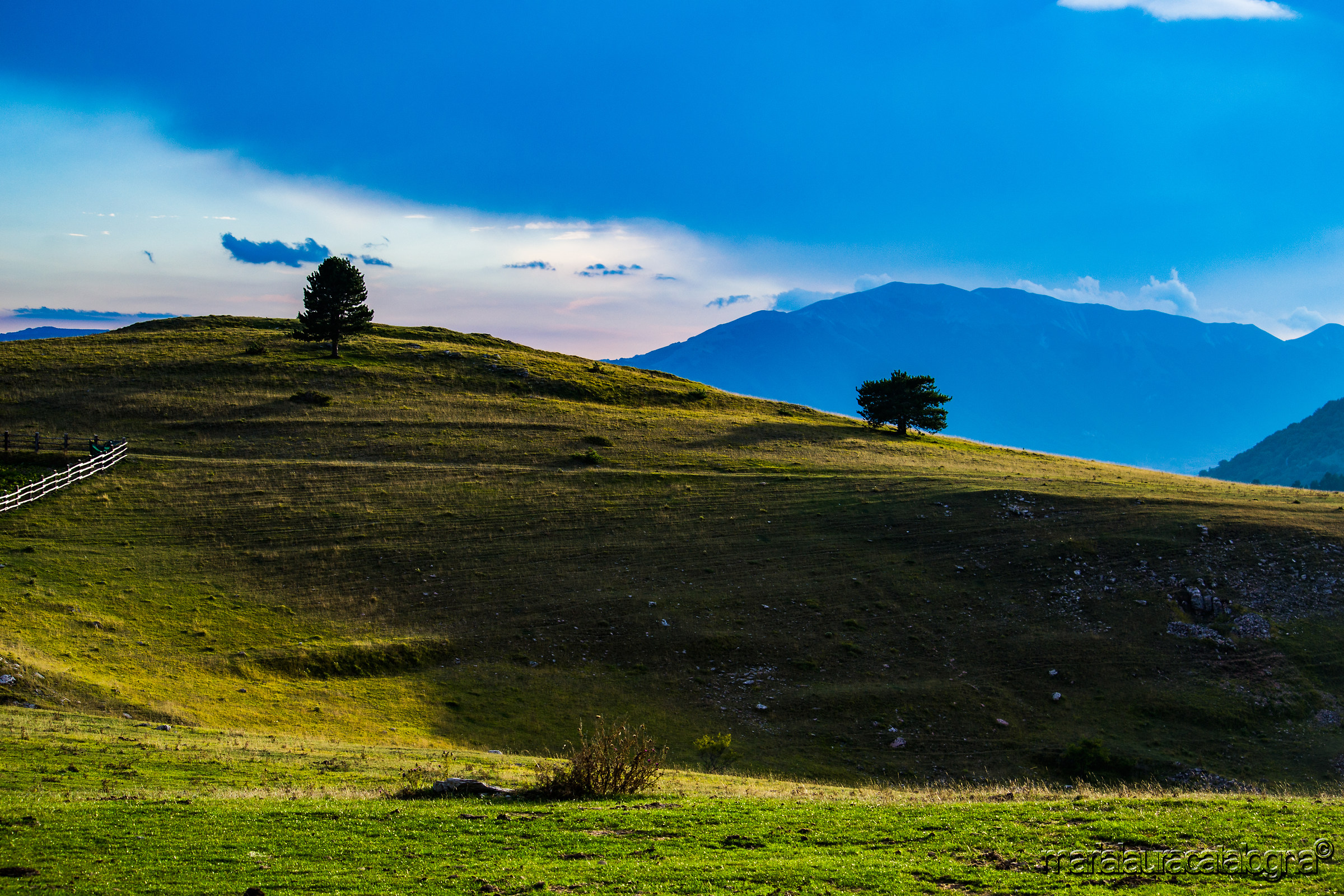 Provincial road 86 - Abruzzo...