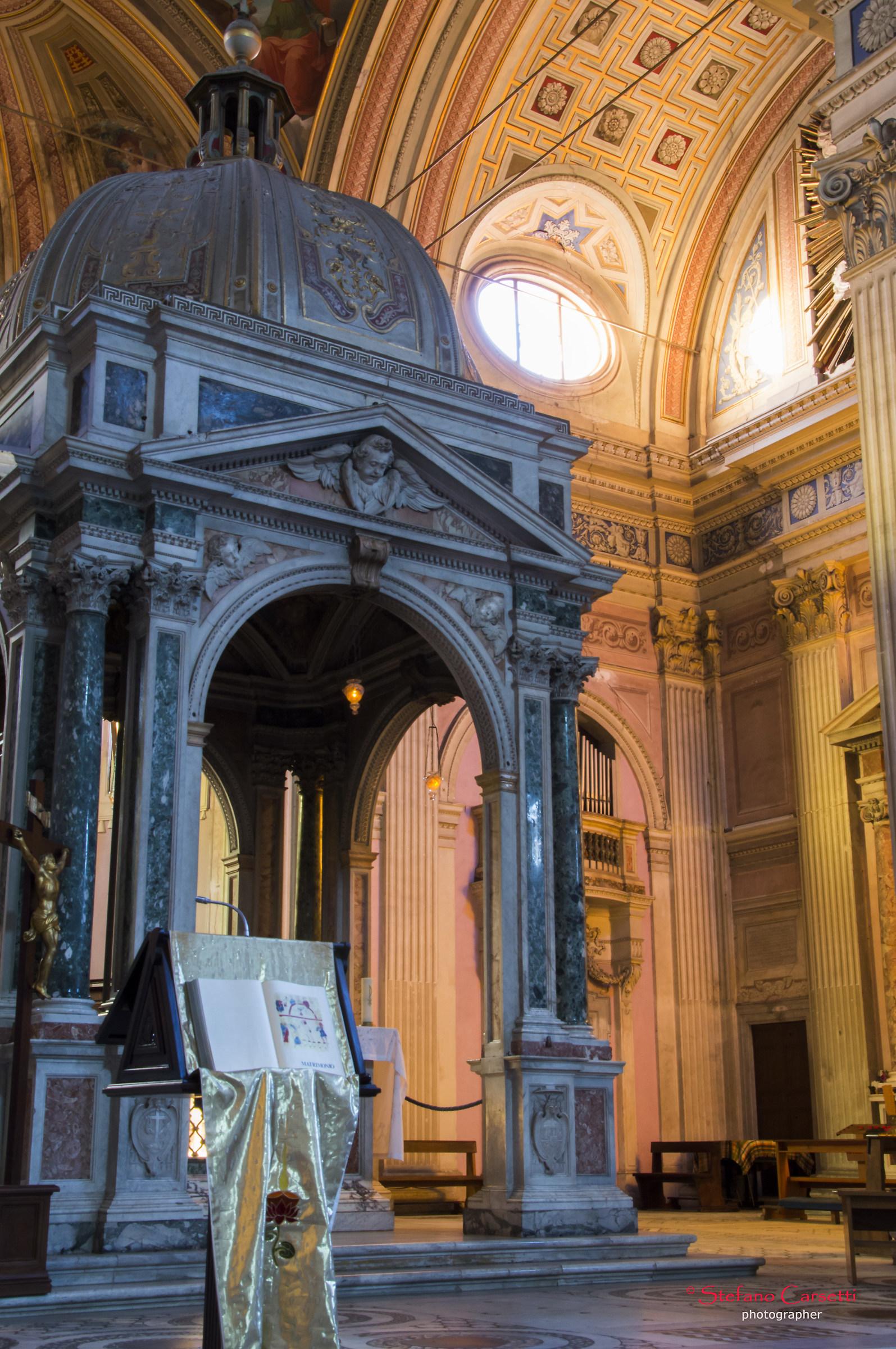 Chiesa Sant'Alessio all'Aventino...