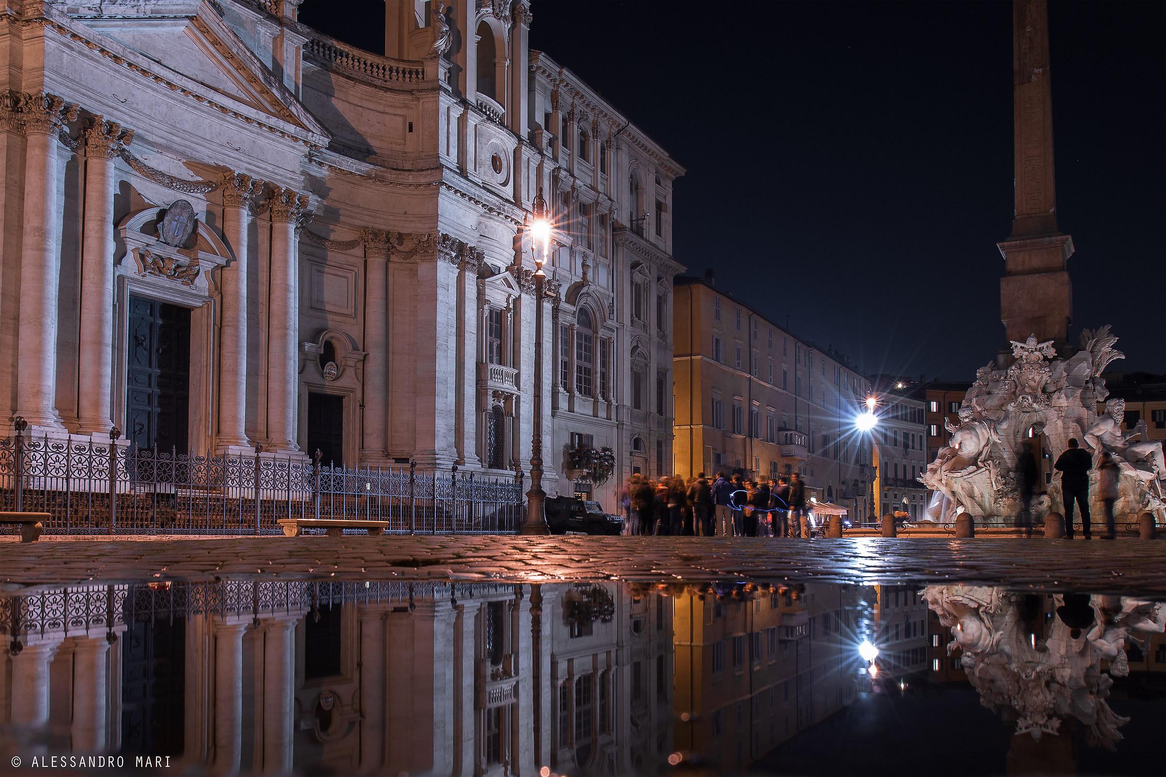 Reflections Roman...