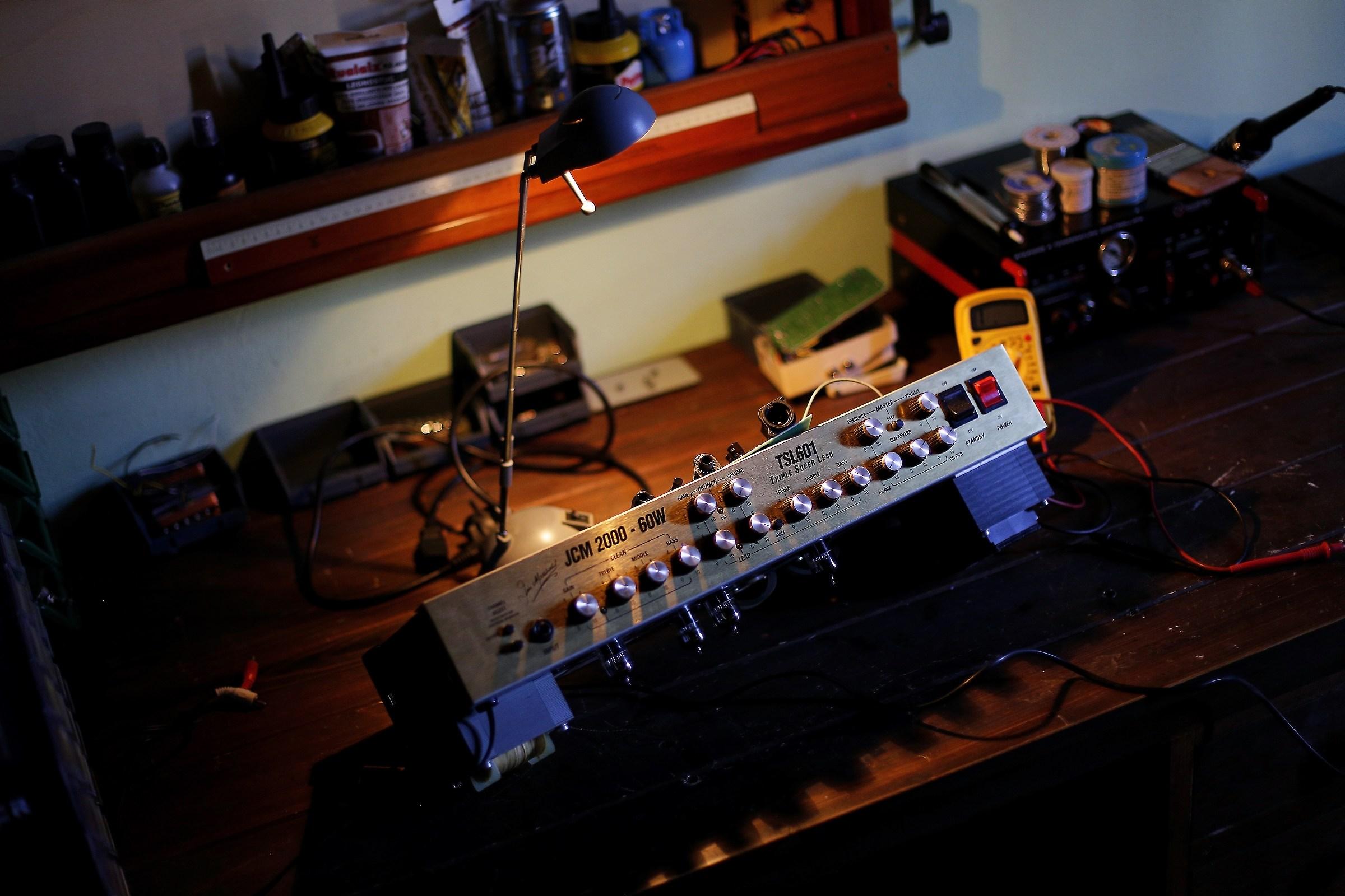 Tube Amplifier...