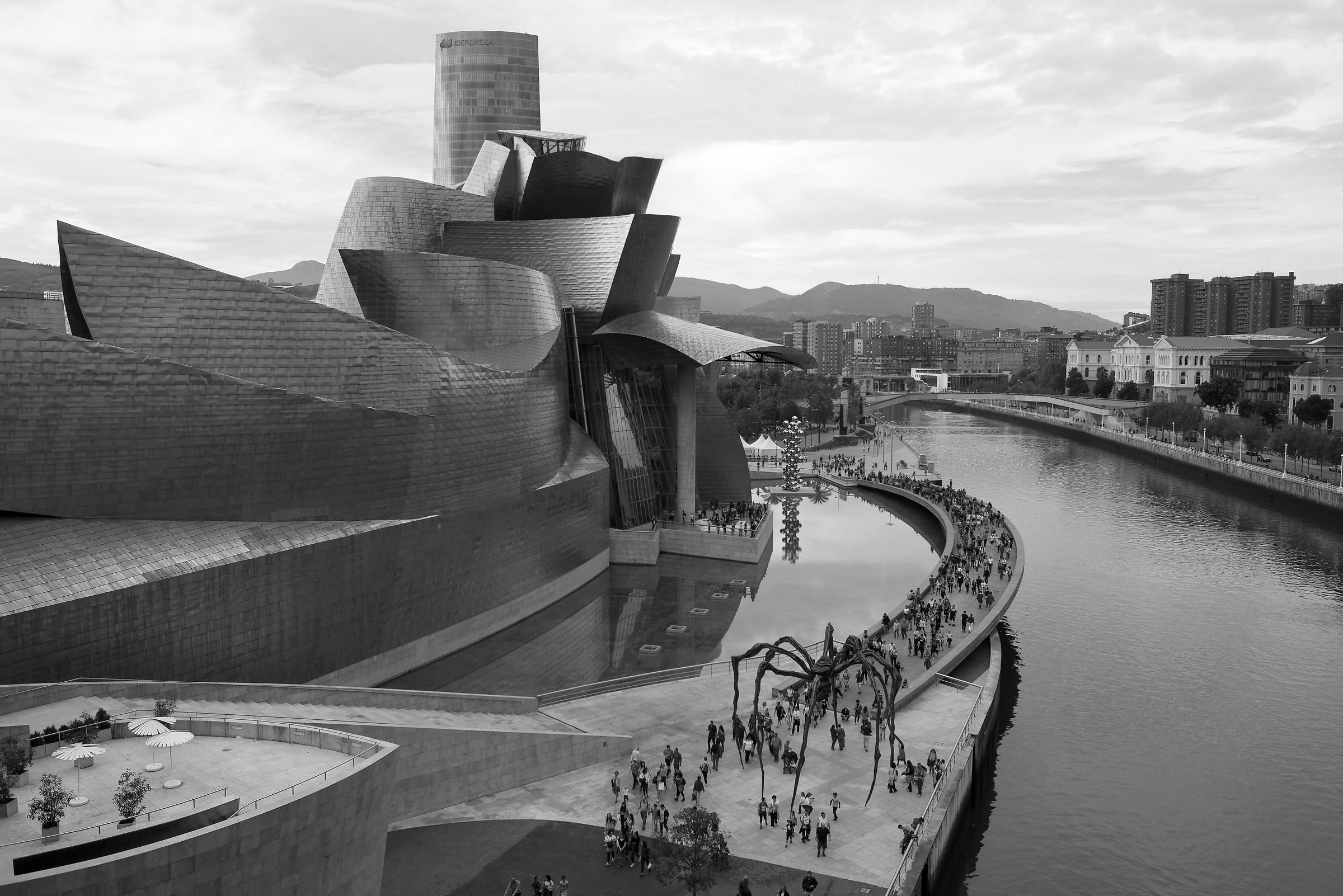 Guggenheim Museum Bilbao...
