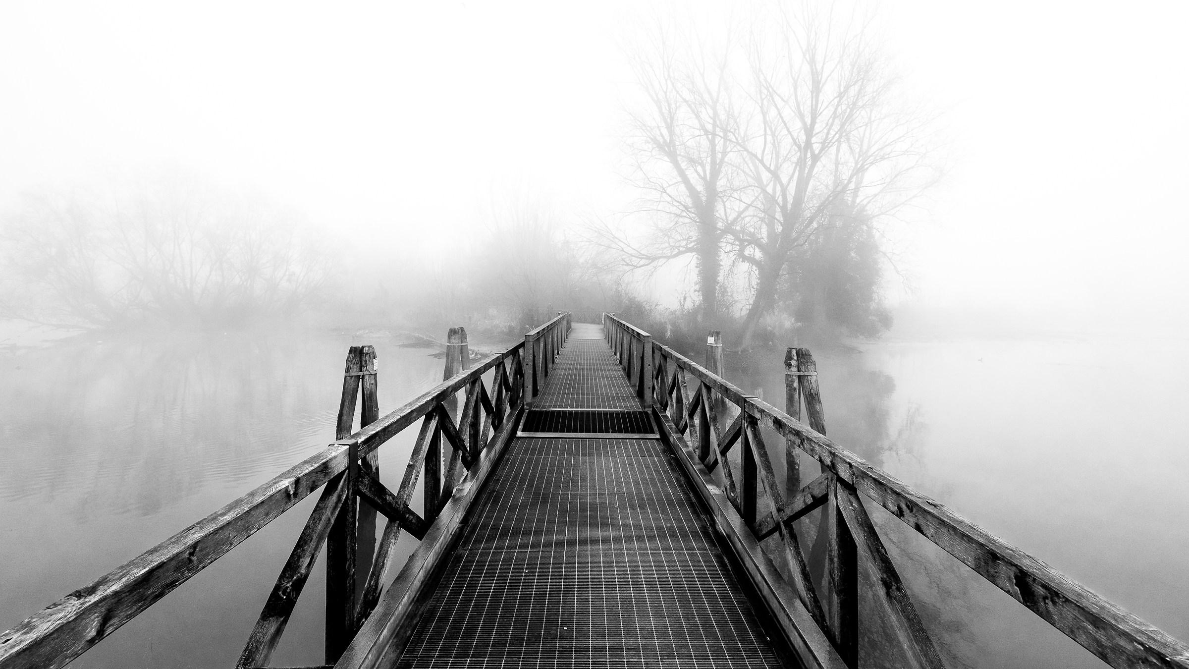 Will remain shrouded in fog...