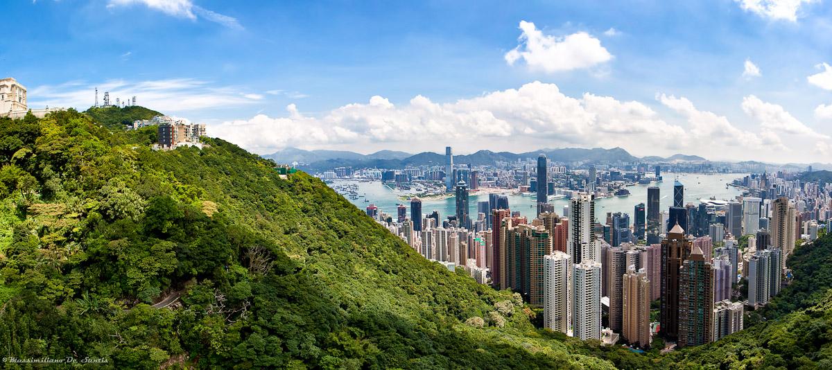 Hong Kong...