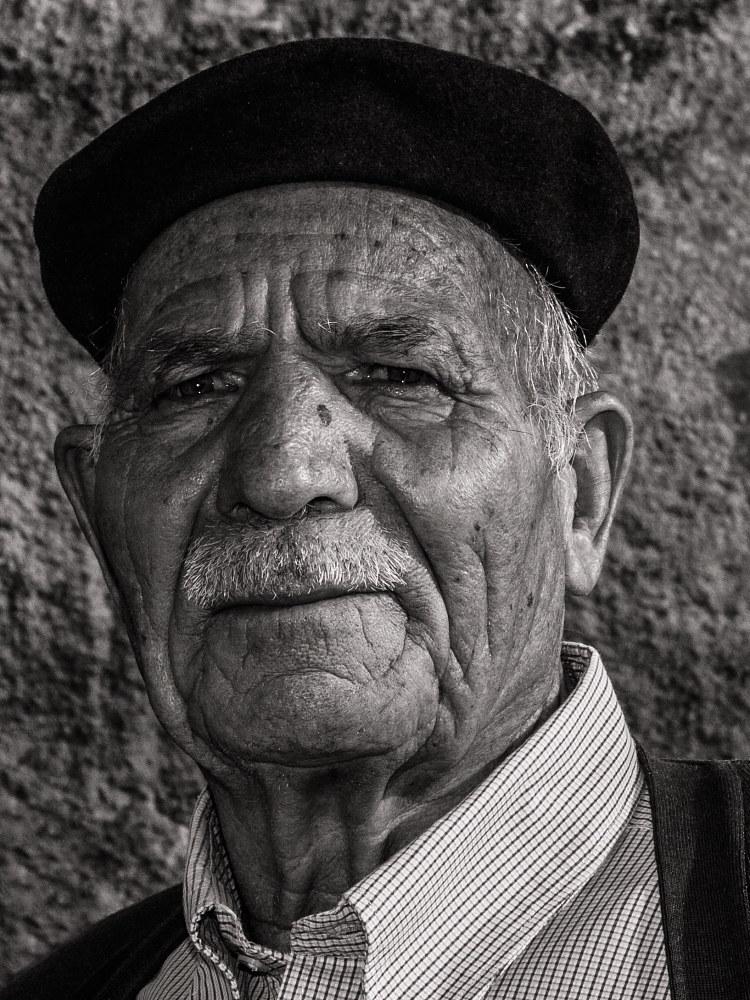 The proud look of a Sicilian d'oc...