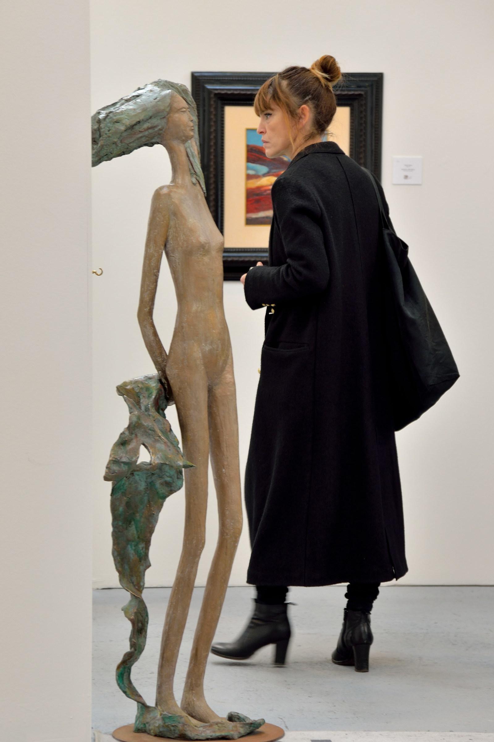 statue - Artefiera 2016 (bo)...