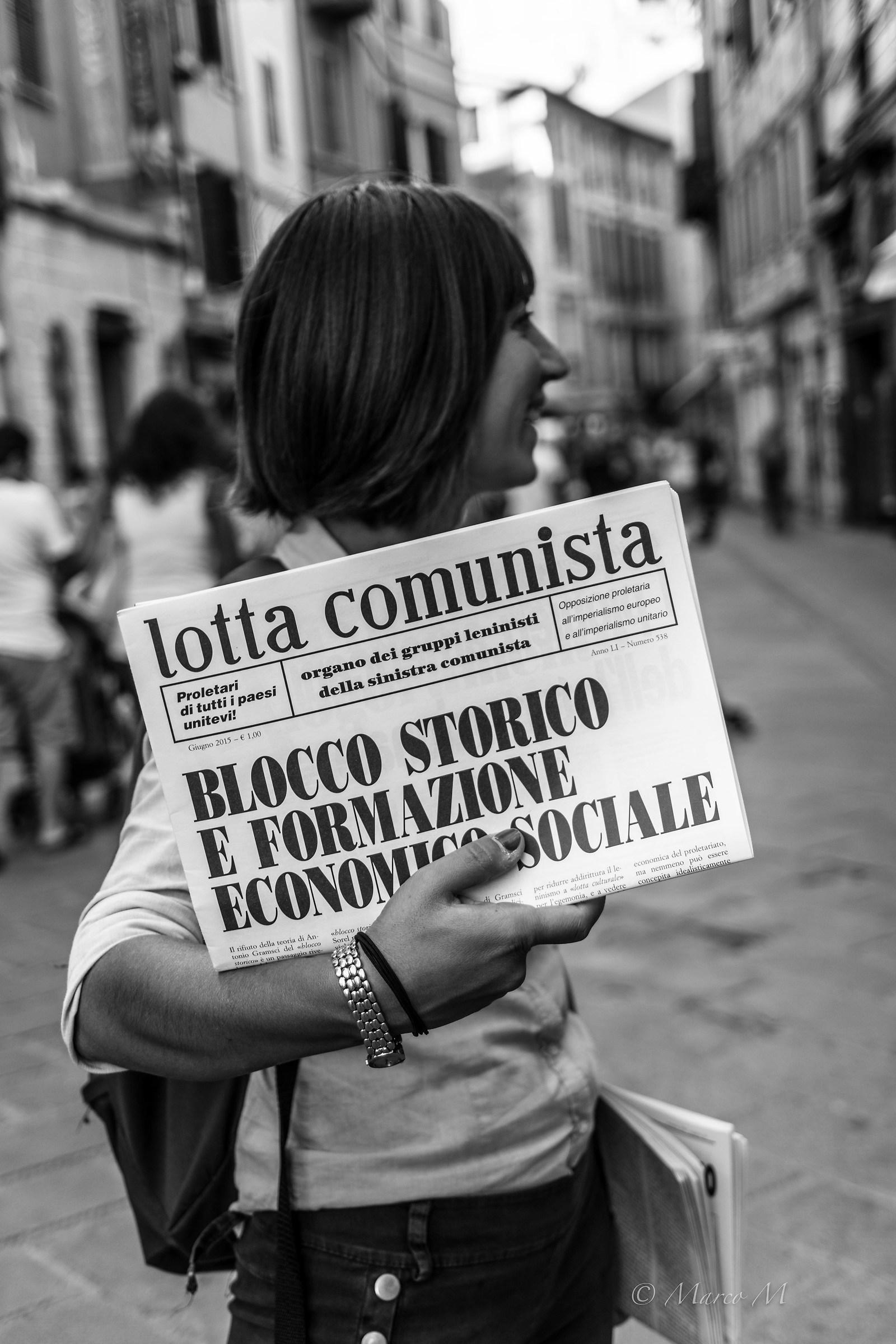 communist struggle...