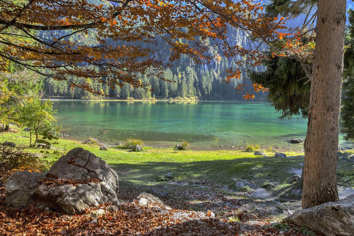 Lake Tovel...