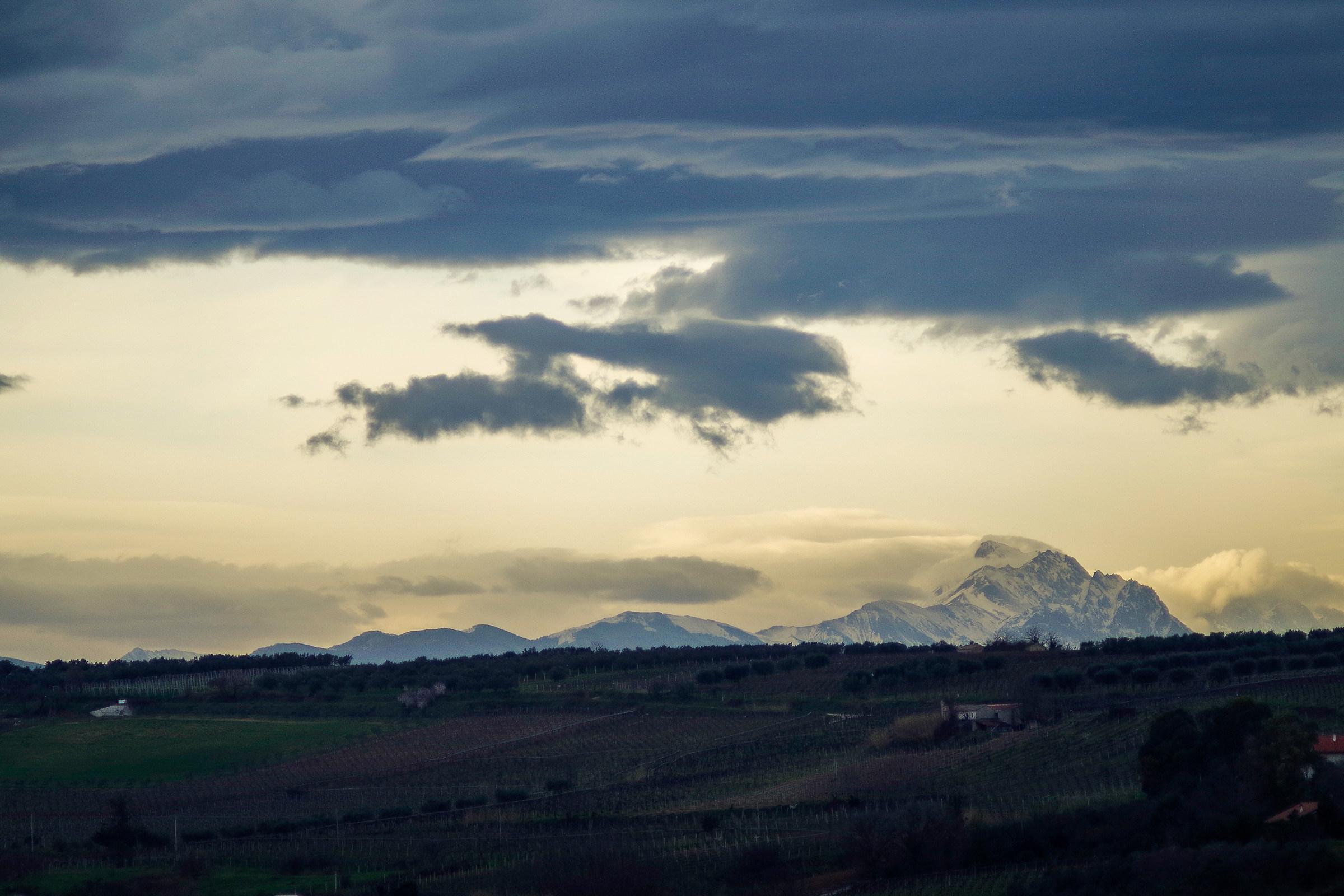 Montagne d'Abruzzo...