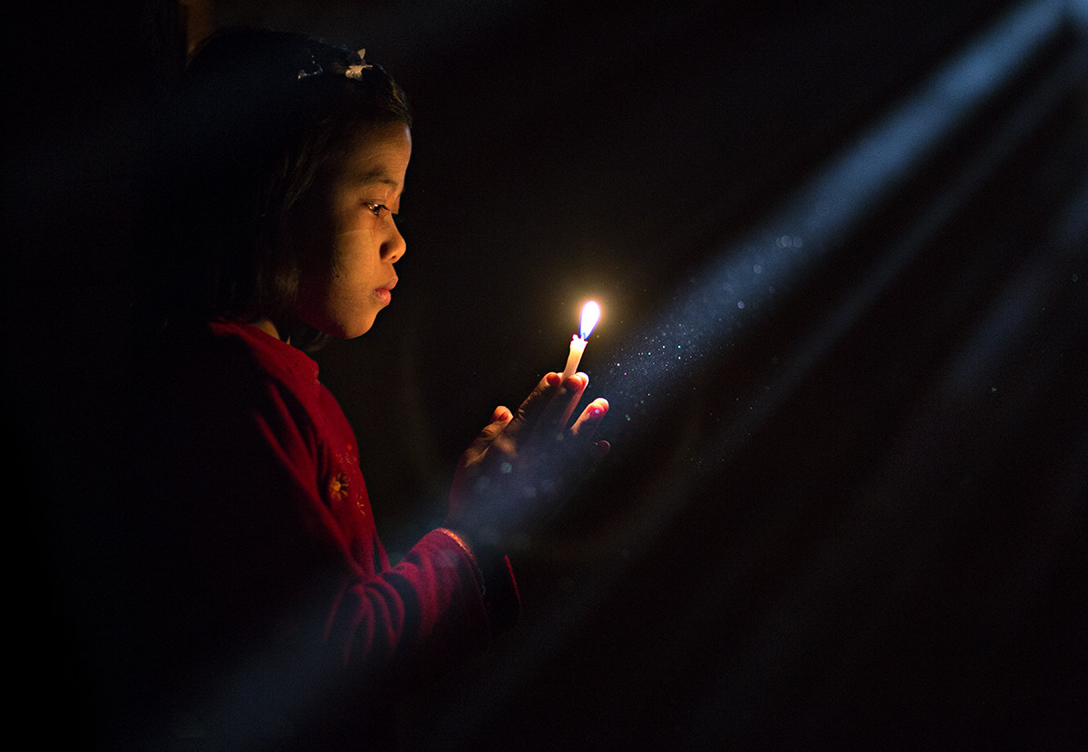 poetry of light .....