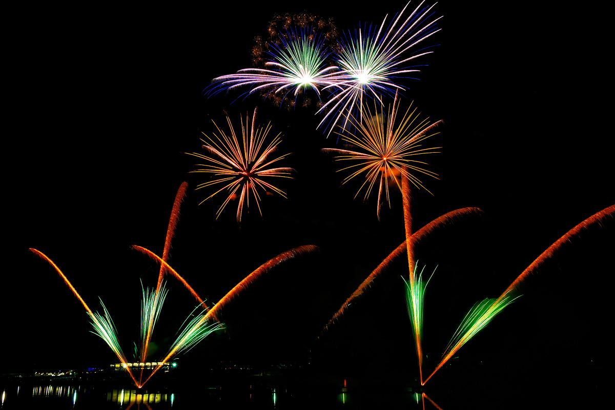 Fireworks @ Milan...