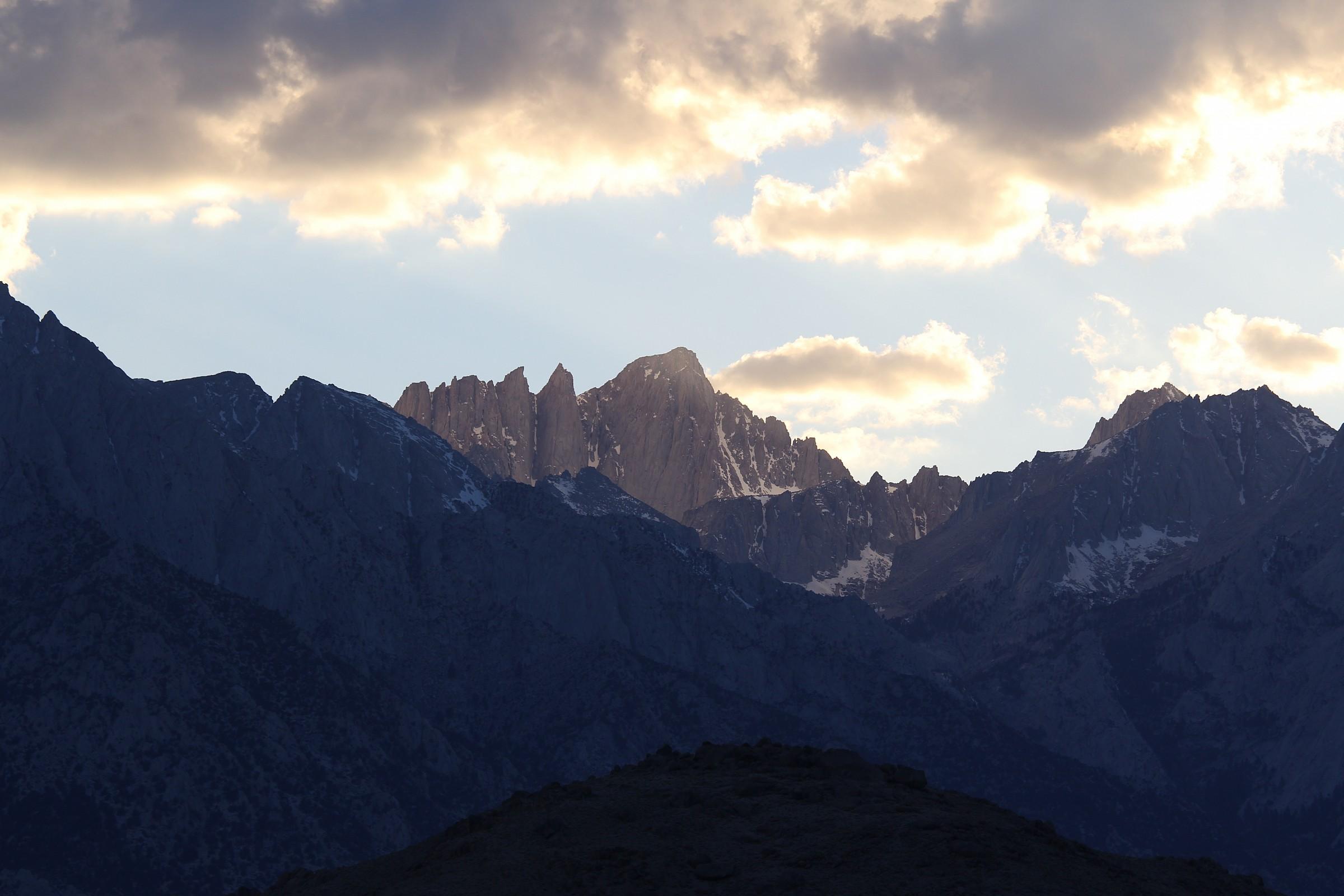 Sierra Nevada montagne...