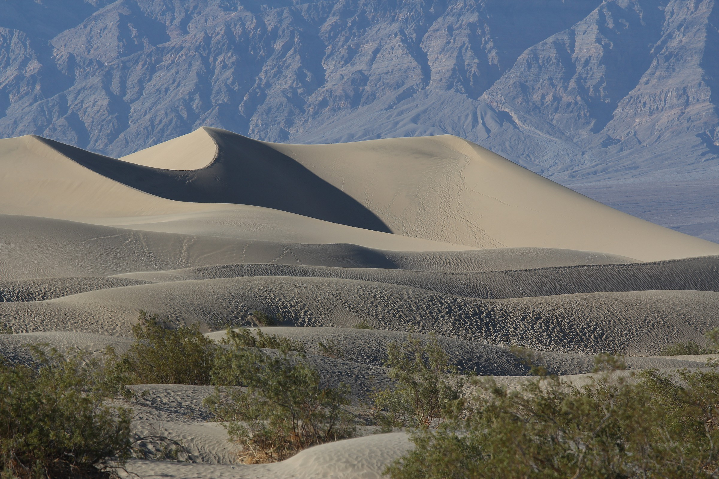Death Valley del deserto...