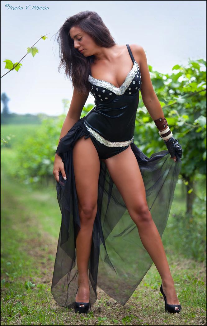 Between ... the vineyards of Franciacorta II...