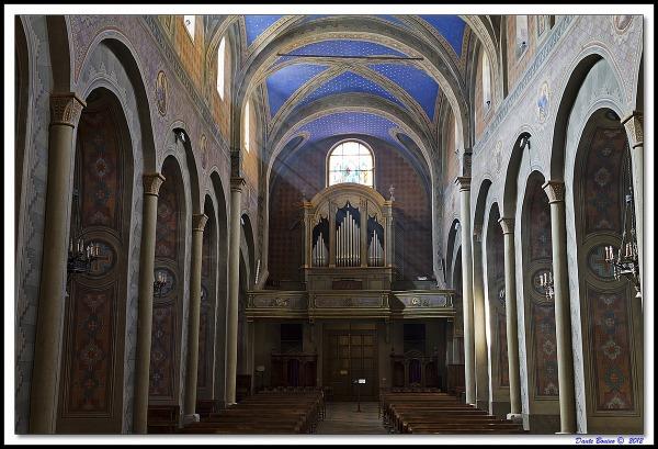 Interno cattedrale di s giusto a susa juzaphoto for Interno j