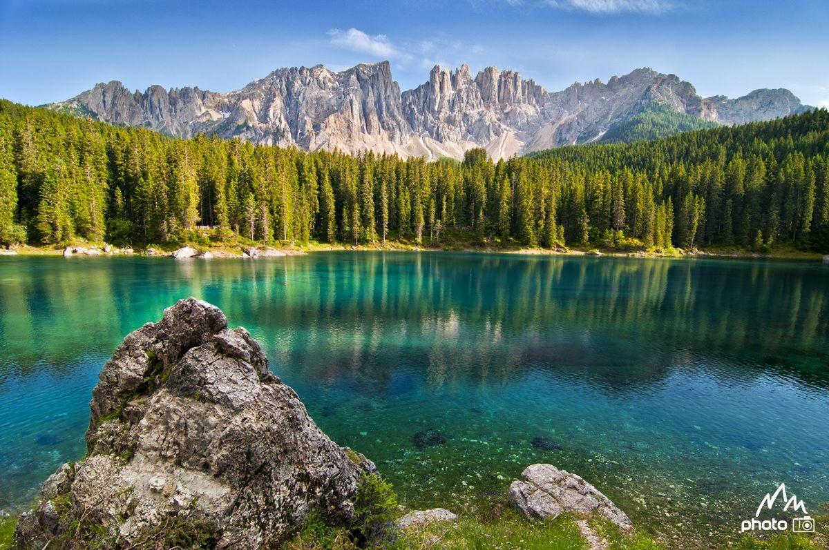 Lago di carezza by dspadue juzaphoto - Ristorante lago lo specchio ...