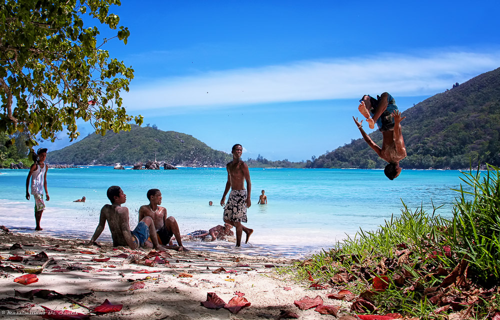 Seychelles - Let's have some fun...