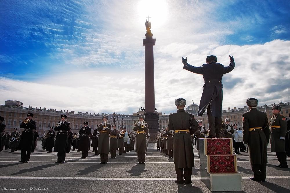 San Pietroburgo...