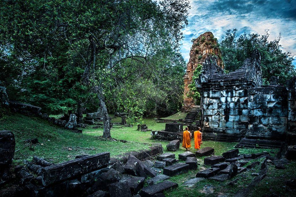 Bakong Temple, Cambodia...