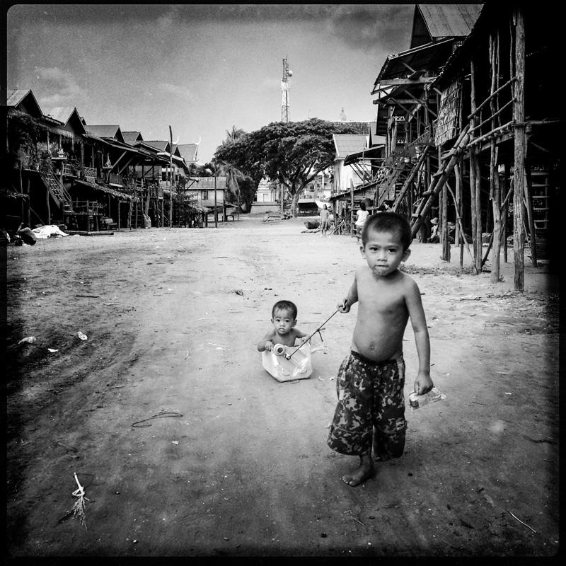Kompong Pluk, Cambodia...