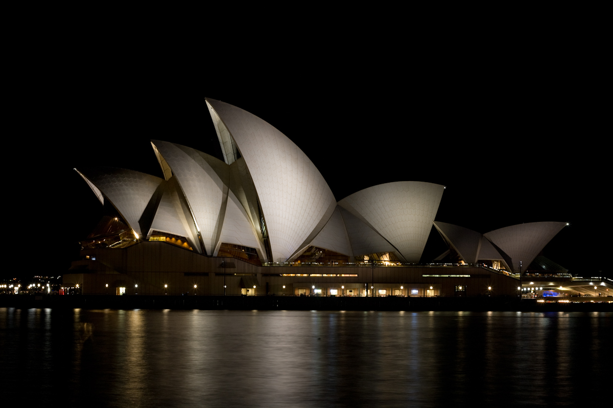 Opera House - Sydney...