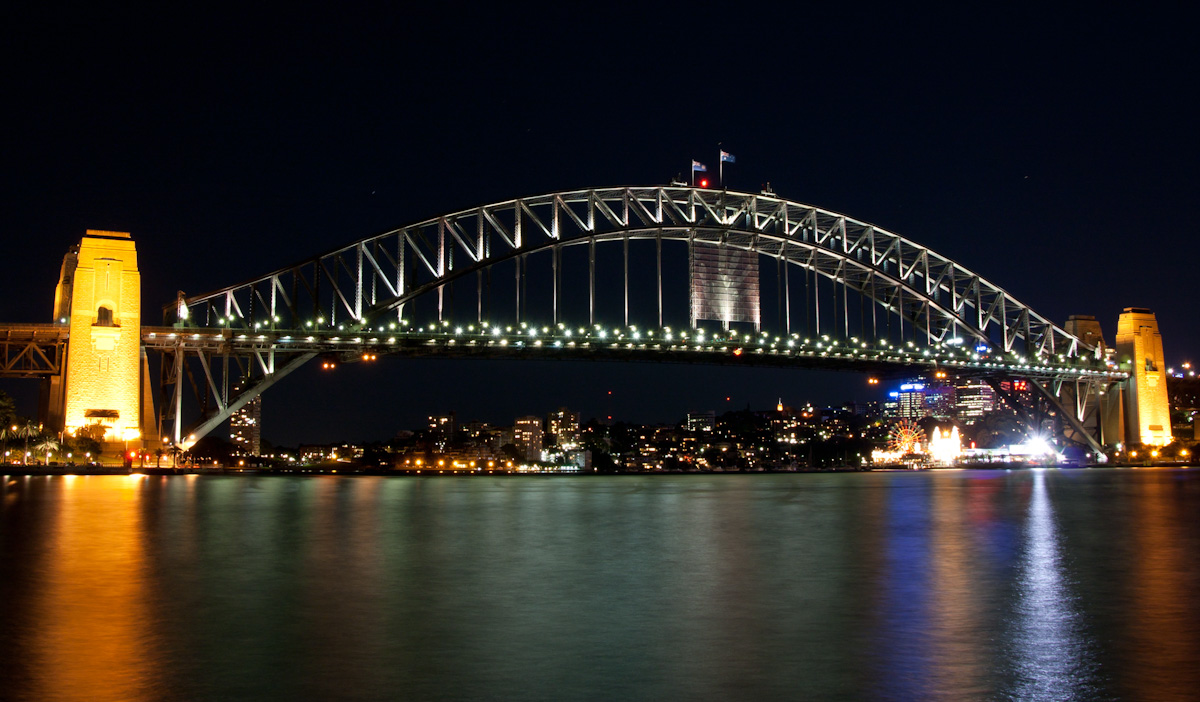 Sydney...