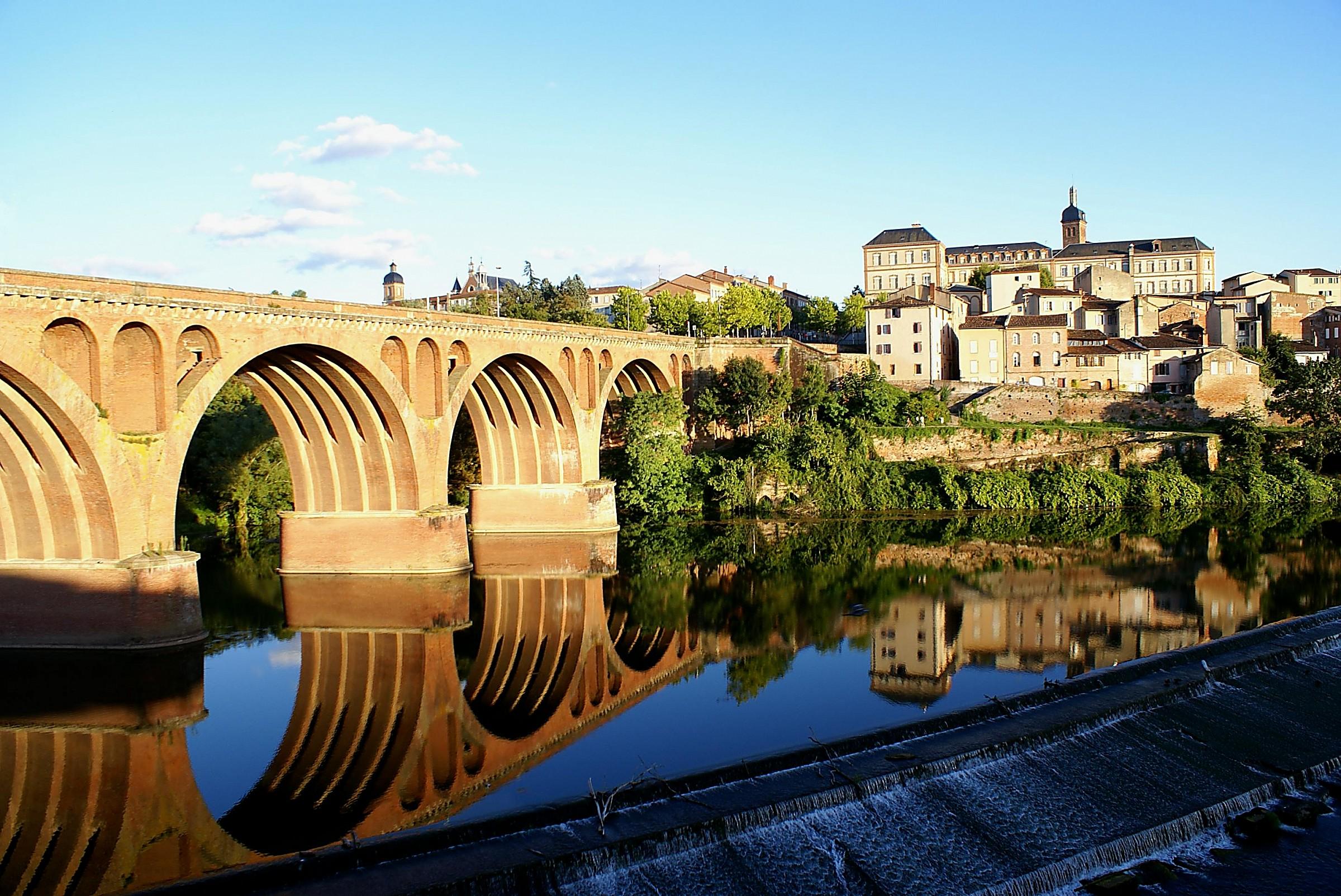 Ponte Nuovo  di Albi...
