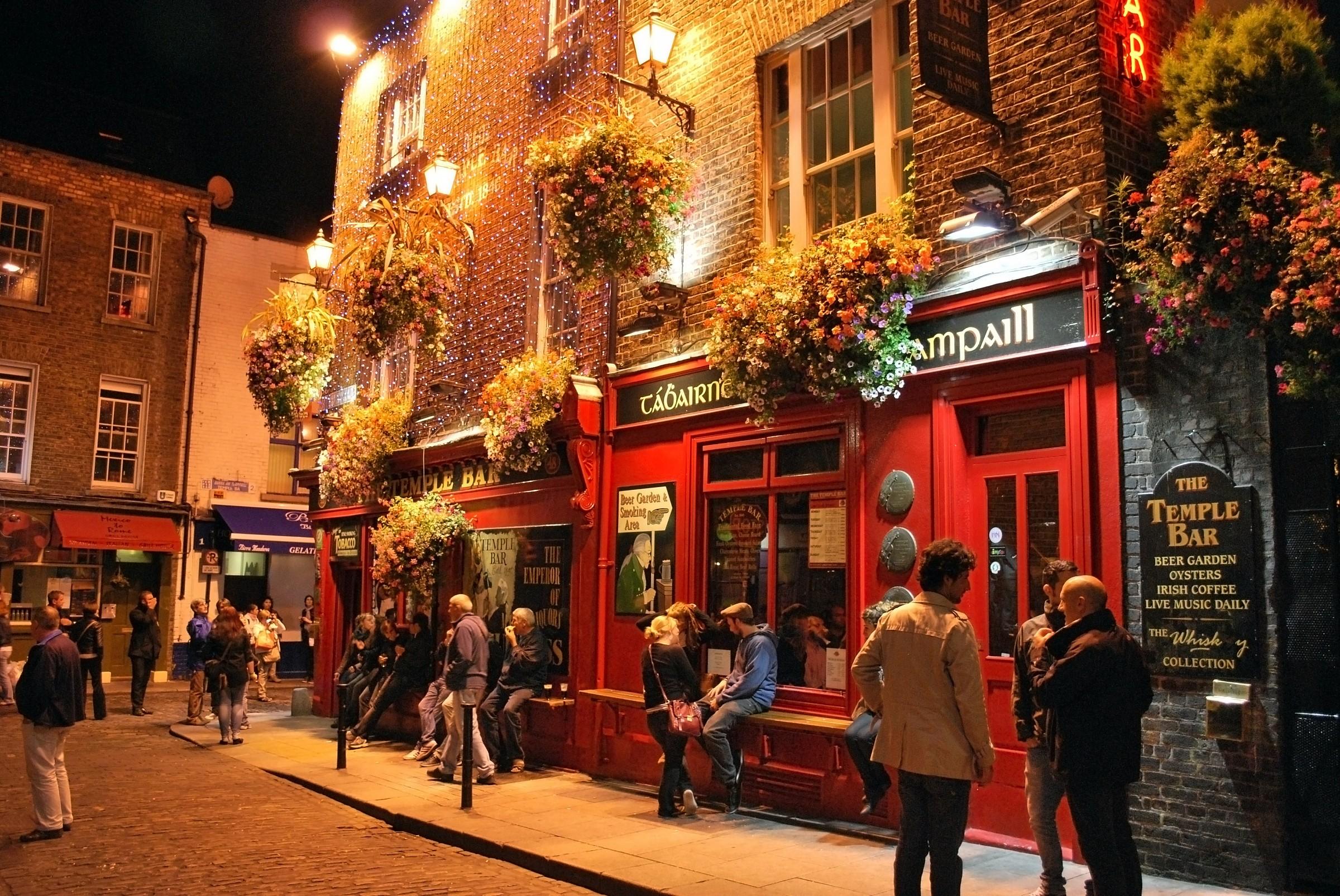 Temple Bar - Dublin...