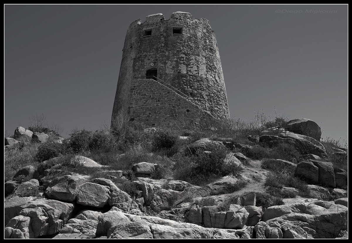 Sardinia dream ... Torre di Bari...