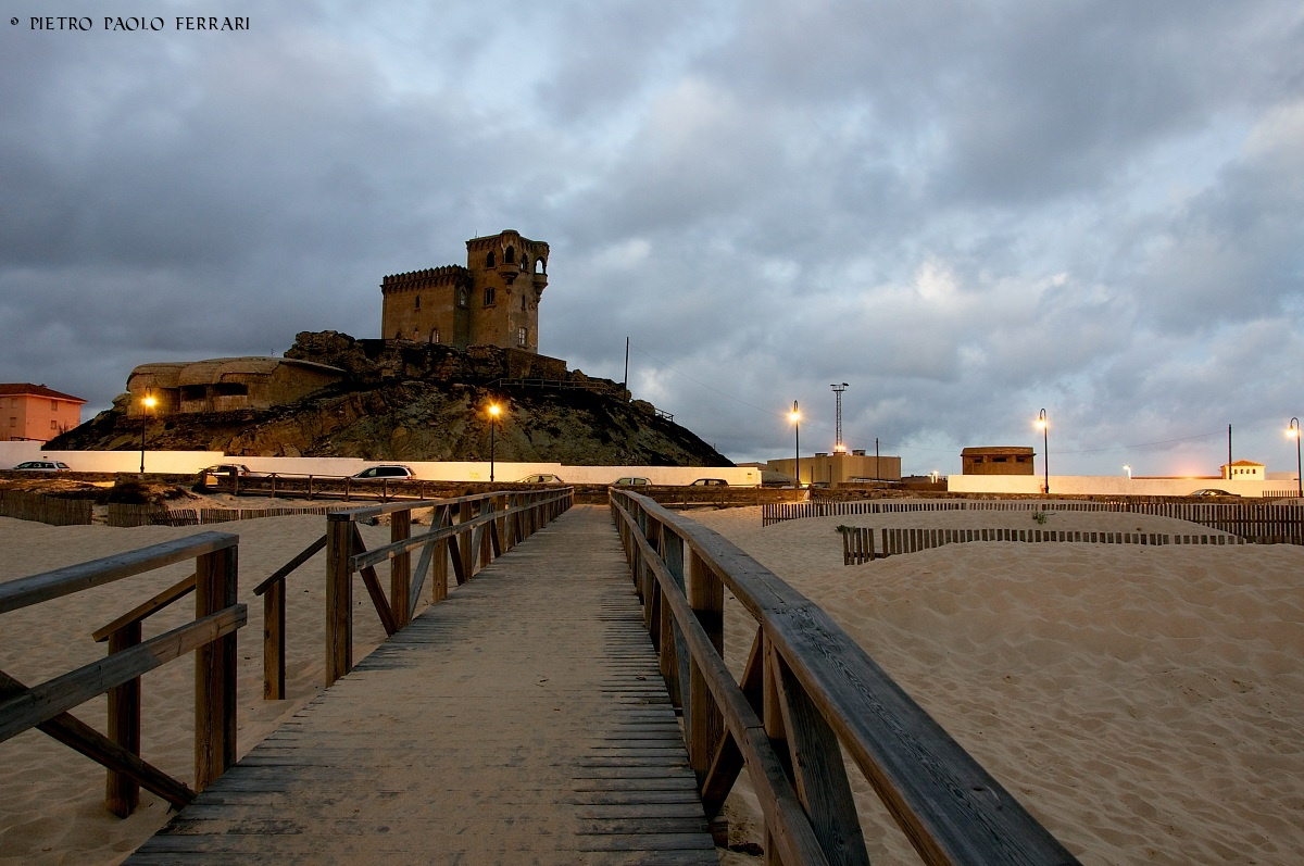 Castello di Tarifa...
