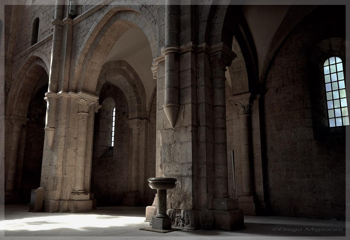 Fossanova Abbey ......